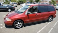 2002 Ford Windstar New Orleans