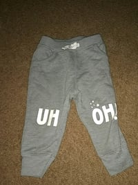 gray track pants Palm Springs, 92262