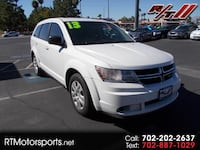 2013 Dodge Journey SE Las Vegas