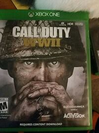 Call of Duty world war two Xbox One Winter Park, 32792