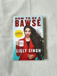 Signed Bawse book by iisuperwomanii Surrey, V3W 3K3