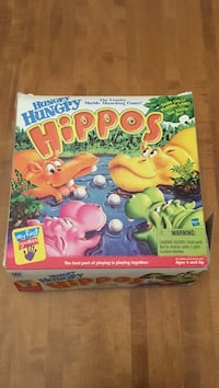 Hungry hippos game Gaithersburg, 20878
