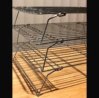 3-tier Cooling Rack for Cookies, Cakes and more Jessup, 20794