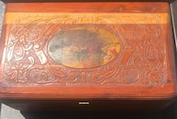Antique Wooden Jewelry Box Salem, 97301