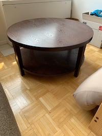 3' Round Coffee Table Jersey City, 07302