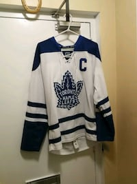 Authentic Toront Maple leafs hockey jersey Toronto, M3A 3S1