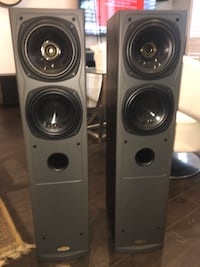 TANNOY FLOOR SPEAkERS