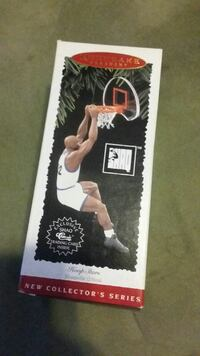 Keepsake Shaquille O'Neal ornament box Indianapolis, 46201