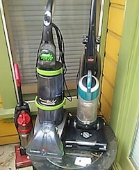 Vacuums and carpet cleaner San Diego, 92102