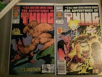 #1/#2 The adventures of THE THING Edmonton, T5H 2K5