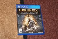 Deus Ex Mankind Divided PS4 Burnaby