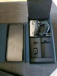 Black samsung s9 64gb - sends from quebec Vancouver