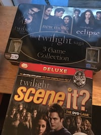 Twilight Scene it and Board Game
