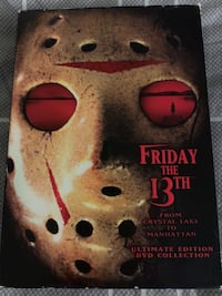 Friday The 13th From Crystal Lake to Manhattan Toronto, M4Y