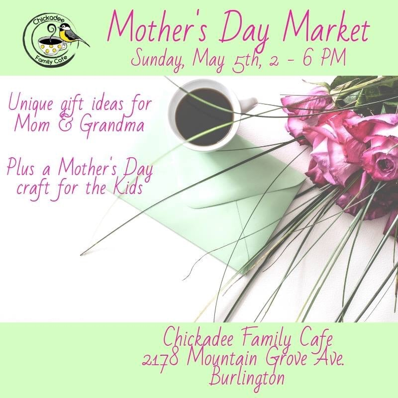 Mother's Day Market 1