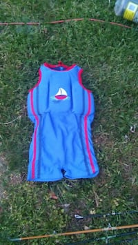 Toddlers floting swiming suit  Dover, 19904