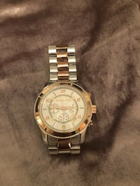 Michael Kors watch for men. 2 different ones each $100 Vaughan, L6A 3W9