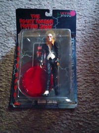 The Rocky Horror Picture Show Riff Raff figure. Los Angeles, 91411