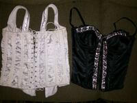 Corsets from fredricks size 34