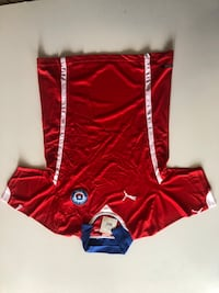 Chile jersey red