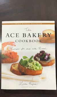 Ace Bakery cookbook non negotiable Vaughan, L4H 2G8