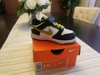 pair of black Nike Air Max shoes with box Fort Washington, 20744