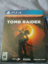Shadow of the tomb raider limited edition  Toronto, M6H 1H5