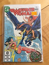 Wonder Woman Comics Toronto, M5A 1S7