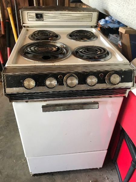 used 20 electric stove all functions work for sale in berlin letgo rh us letgo com