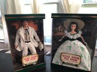 two Star Wars action figures Ontario, 91764