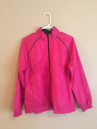 EVERLAST Hot Pink Windbreaker