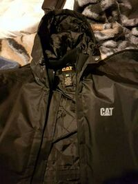 Caterpillar work jacket