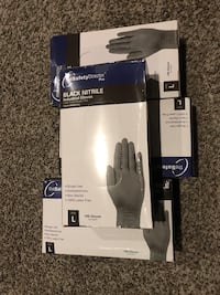 Black Nitrile Gloves  Cincinnati, 45233