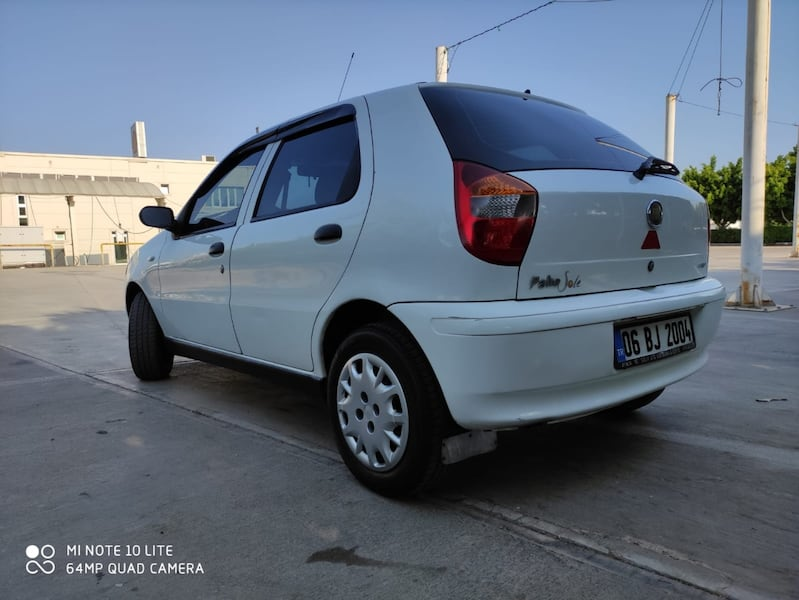 2008 Fiat Palio Sole 1.3 16V MULTIJET ACTIVE CD AC 9