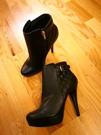 Ankle Boots Vancouver, V5P