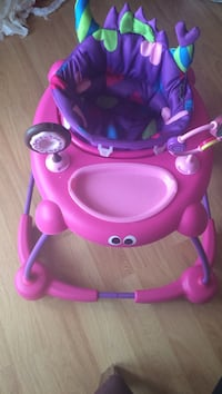 Baby's pink and purple activity walker Bealeton, 22712