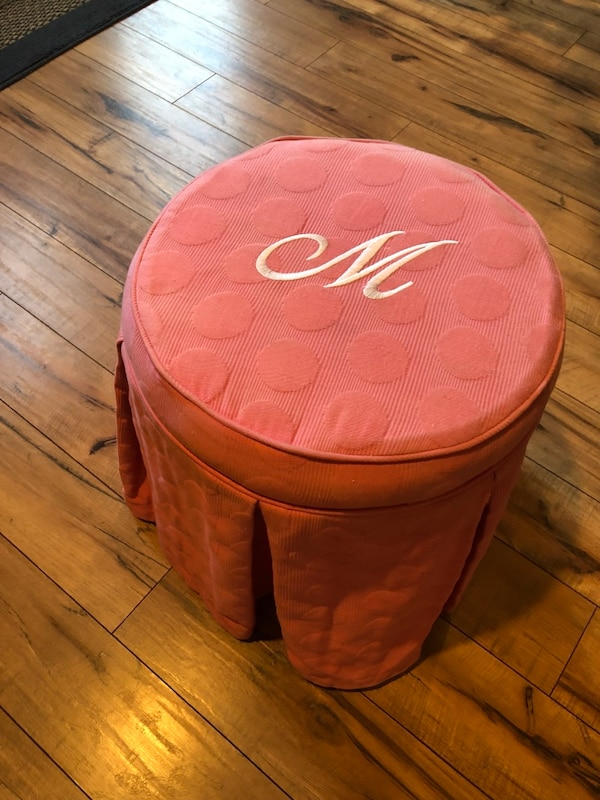 Magnificent Used Vanity Stool Pottery Barn Teen For Sale In Perry Hall Unemploymentrelief Wooden Chair Designs For Living Room Unemploymentrelieforg