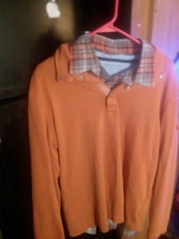 women's orange dress shirt Biloxi, 39531