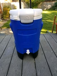 5 Gallon Water Cooler (on wheels)