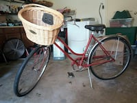 Vintage 70s schwinn breeze ladies cruiser
