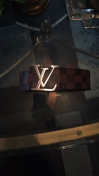 Louis Vuitton Belt Des Moines, 50320