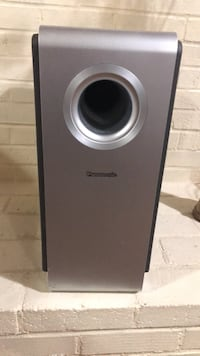 Black and gray lg speaker Lanham, 20706