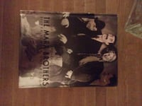The marx brothers Silver Screen Collection DVD