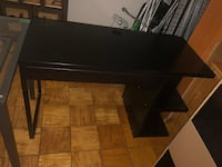 School desk with Computer rolling chair New York, 10010