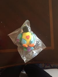 Polly the Insulting Parrot keyring  Moreno Valley, 92557