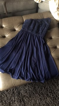 Navy blue dress Burlington, L7R 2N1