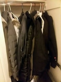 Men and woman's coats  Spring, 77373