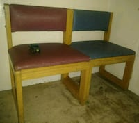 brown wooden table and chairs Broken Arrow, 74014