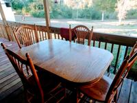 dining room table and chairs  Maiden, 28650