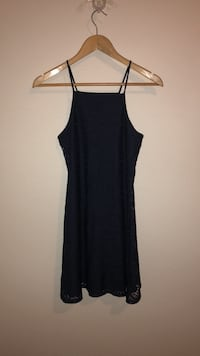 Navy Blue Lacey Dress Bellingham, 98229